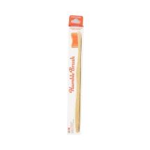 Humble Brush Bambu Yetişkin Diş Fırçası Kırmızı