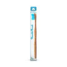 Humble Brush Bambu Yetişkin Diş Fırçası Mavi