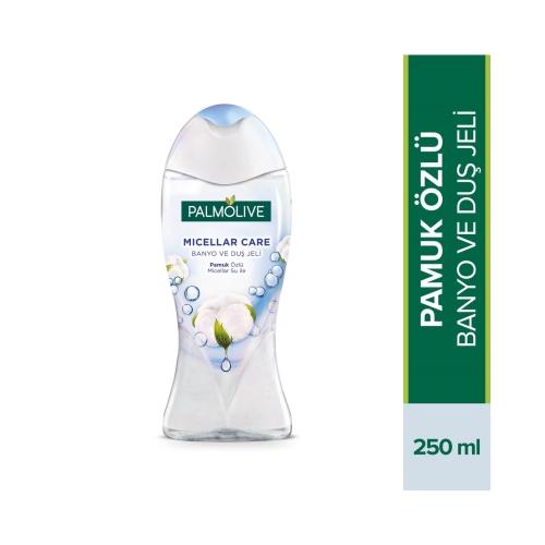Palmolive Micellar Care Pamuk Özlü Banyo ve Duş Jeli 250 Ml