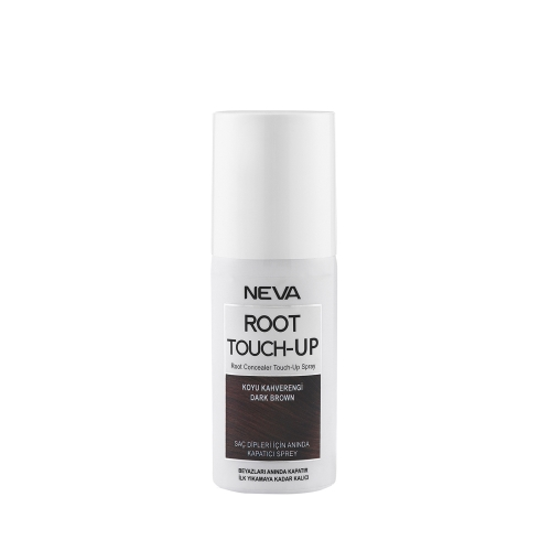 Neva Root Touch Up Sprey Koyu Kahve 75 Ml