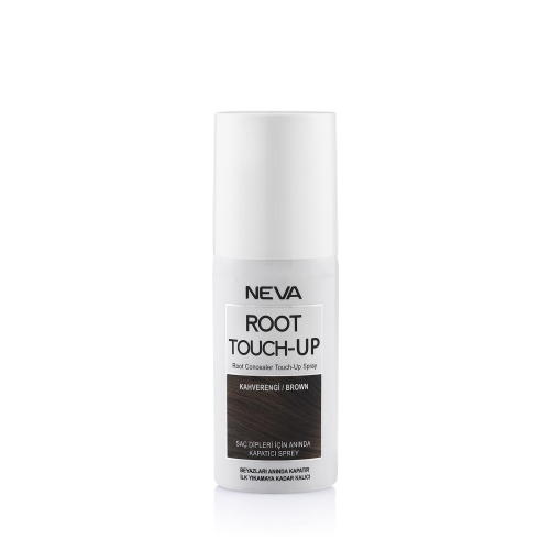Neva Root Touch Up Sprey Kahve 75 Ml