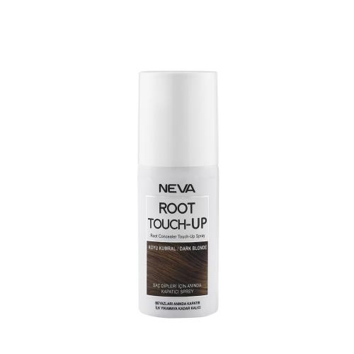 Neva Root Touch Up Sprey Koyu Kumral 75 Ml