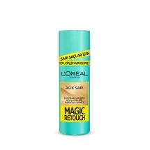 L'Oréal Paris Magic Retouch Sarı Saçlar İçin Koyu Sarı Dipleri Kapatma Spreyi 75 Ml