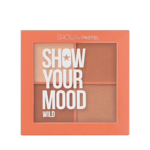 Show By Pastel Show Your Mood Blush Set Wild No:441