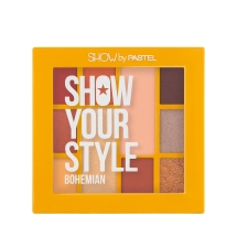 Show By Pastel Show Your Stly Eyeshadow Set Bohemian No:461