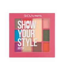 Show By Pastel Show Your Stly Eyeshadow Set Artsy No:462