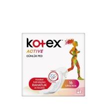 Kotex Active Günlük Ped 16 Lı
