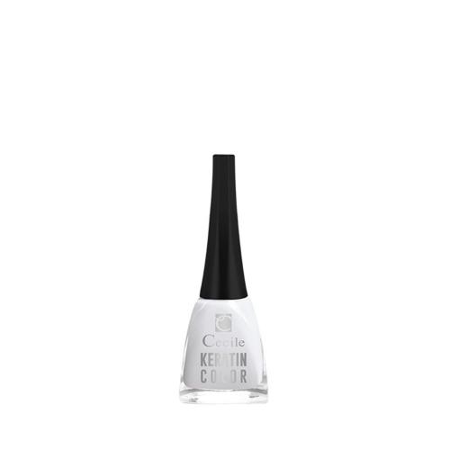 Cecile Keratin Nail Colors 1 Beyaz