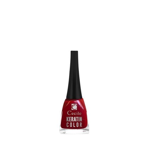 Cecile Keratin Nail Colors 19 Chıc Rasperry
