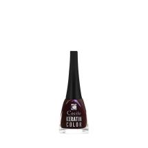 Cecile Keratin Nail Colors 29 Dark Brown