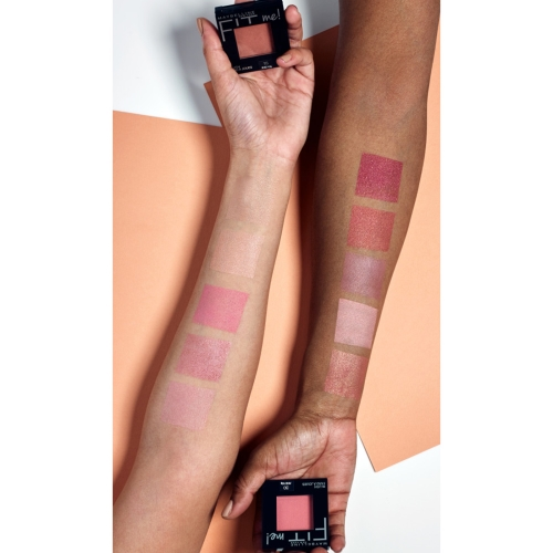 Maybelline New York Fit Me Blush 30 Rose