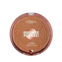 L'Oréal Paris La Terra Wult Bronze Powder 03 Amalfimedio