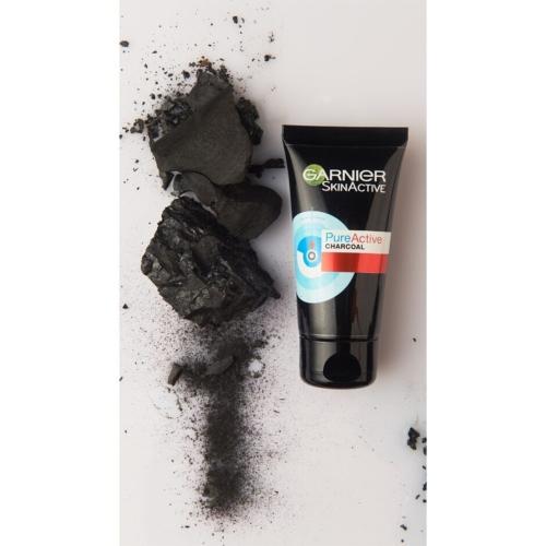 Garnier Saf&Temiz Siyah Nokta Karşıtı Soyulabilen Siyah Maske 50 Ml