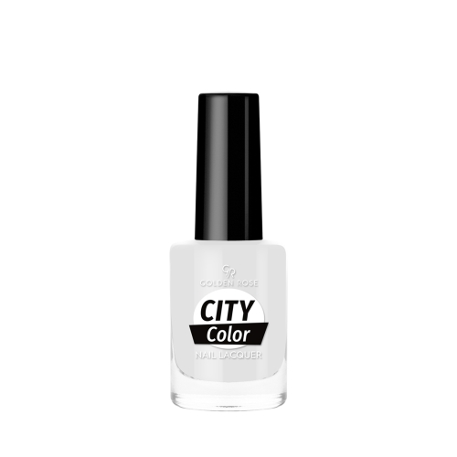 Golden Rose City Color Nail Lacquer 01
