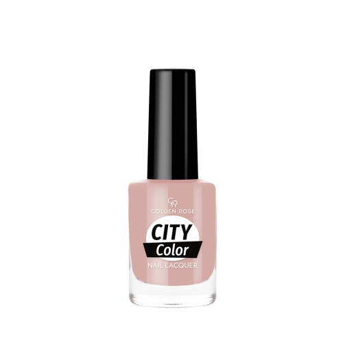 Golden Rose City Color Nail Lacquer 16