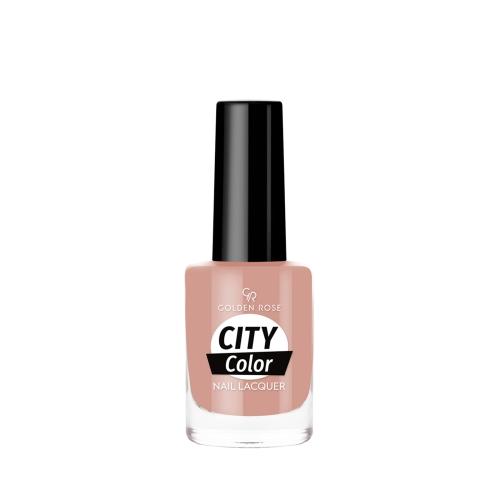 Golden Rose City Color Nail Lacquer 19