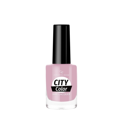 Golden Rose City Color Nail Lacquer 21