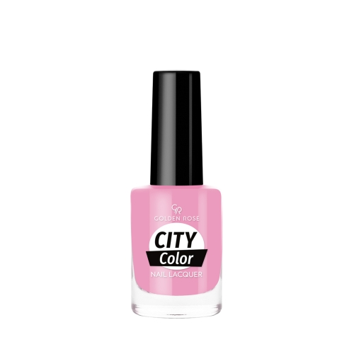 Golden Rose City Color Nail Lacquer 25