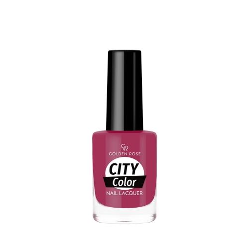 Golden Rose City Color Nail Lacquer 30