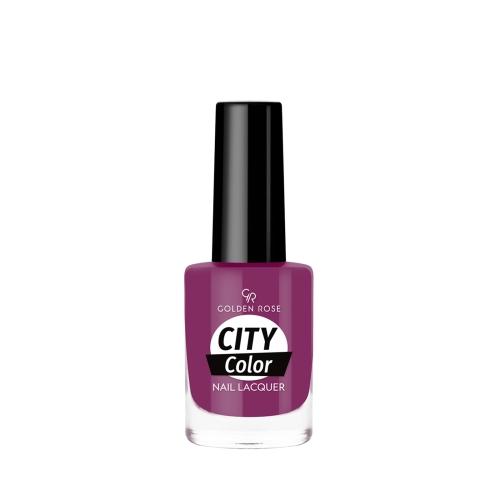 Golden Rose City Color Nail Lacquer 31