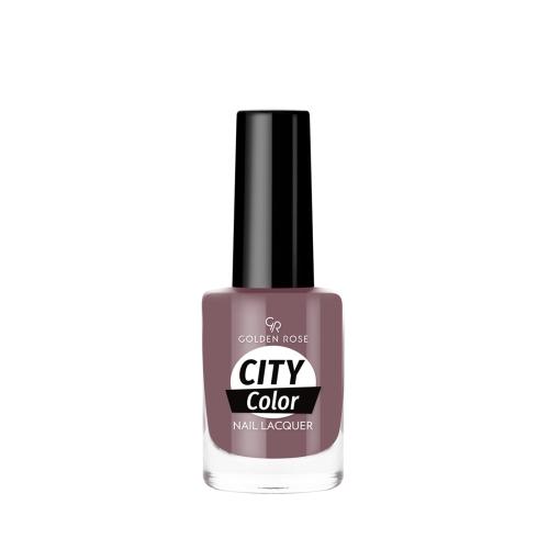 Golden Rose City Color Nail Lacquer 33