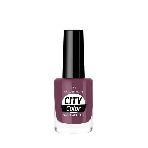 Golden Rose City Color Nail Lacquer 34