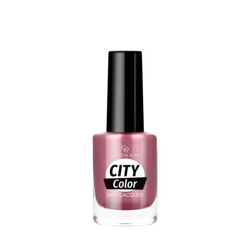 Golden Rose City Color Nail Lacquer 35