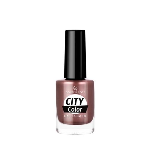 Golden Rose City Color Nail Lacquer 42