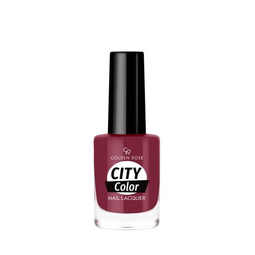 Golden Rose City Color Nail Lacquer 45