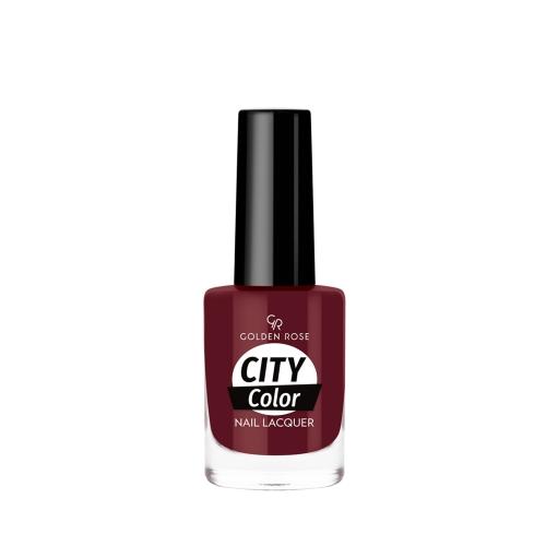 Golden Rose City Color Nail Lacquer 48