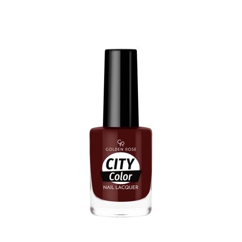 Golden Rose City Color Nail Lacquer 49