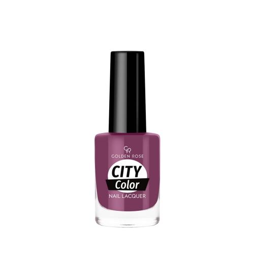 Golden Rose City Color Nail Lacquer 52