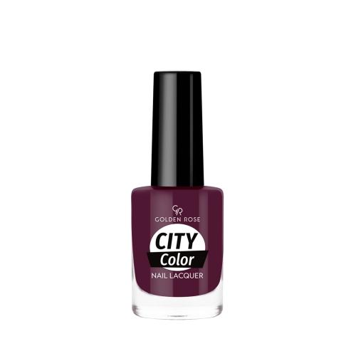 Golden Rose City Color Nail Lacquer 53