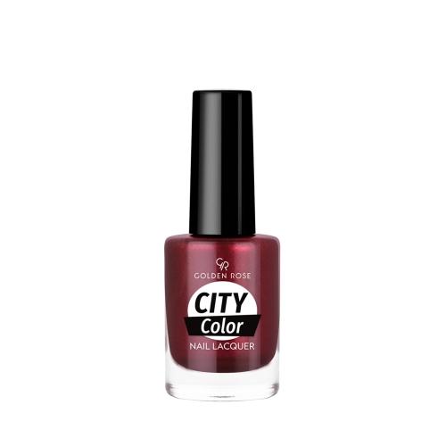 Golden Rose City Color Nail Lacquer 57