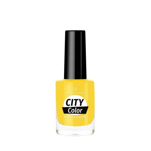 Golden Rose City Color Nail Lacquer 63