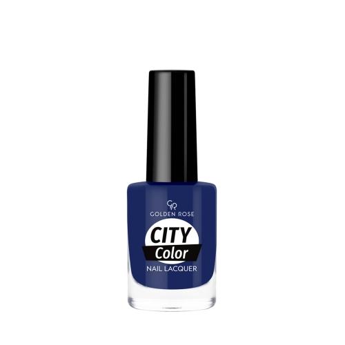 Golden Rose City Color Nail Lacquer 64