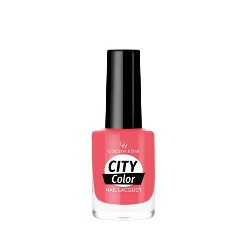 Golden Rose City Color Nail Lacquer 67