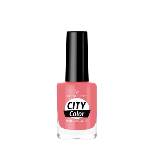 Golden Rose City Color Nail Lacquer 69