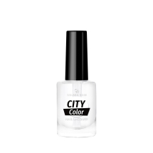 Golden Rose City Color Nail Lacquer Clear