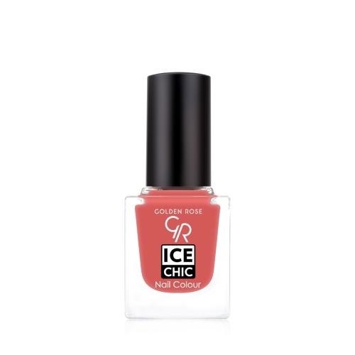 Golden Rose Ice Chic Nail Colour 122