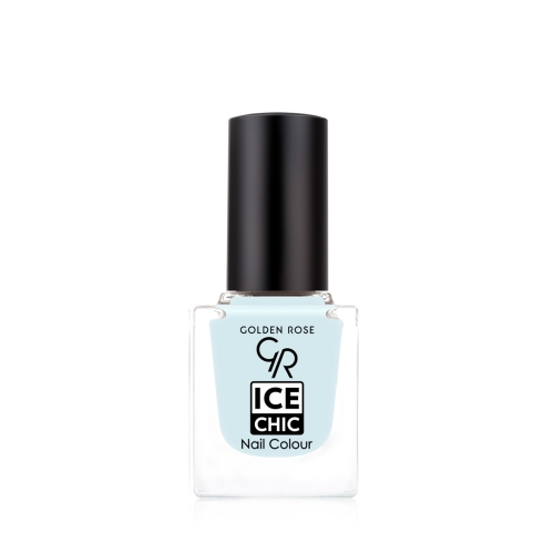 Golden Rose Ice Chic Nail Colour 124