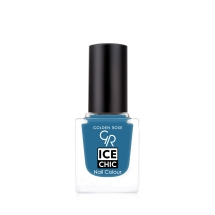 Golden Rose Ice Chic Nail Colour 125