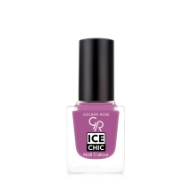 Golden Rose Ice Chic Nail Colour 142