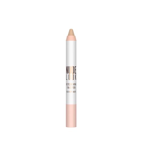 Golden Rose Nude Look Retouching Face Pen 02 Deep Nude