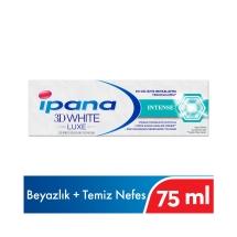 İpana 3 Boyutlu Beyazlık Luxe Diş Macunu Intense 75 Ml