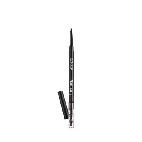 Flormar Ultra Thin Brow Pencil 04 Dark Brown Kaş Kalemi
