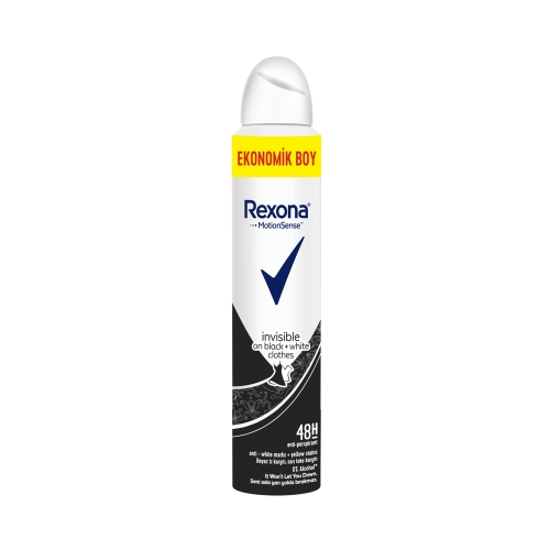Rexona Deodorant İnvisible On Black & White 200 Ml