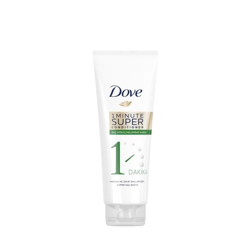 Dove 1 Dakika Hassas & Zayıf Saçlar İçin Saç Kremi 170 Ml