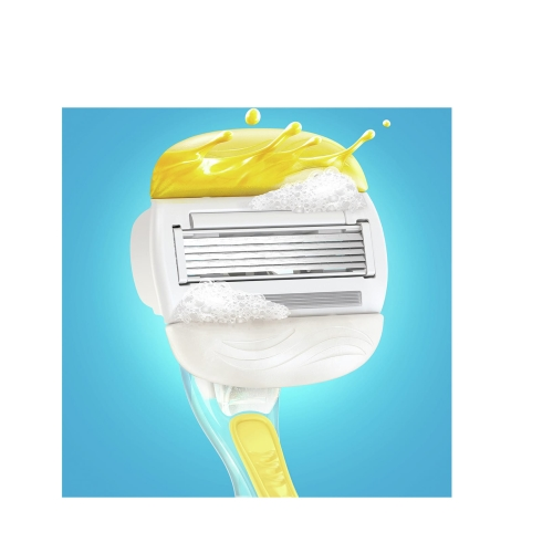 Gillette Venüs Comfortglide White Olay 5up Yedek