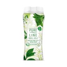 Pure Line Matcha Yeşil Çay ve Müge Çiçeği Duş Jeli 400 Ml